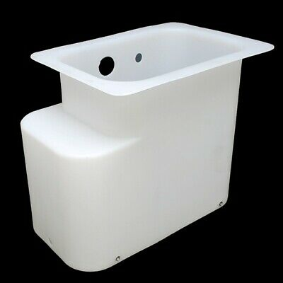 Four Winns 032-3129 Boat Baitwell Livewell Storage Tub | Off White