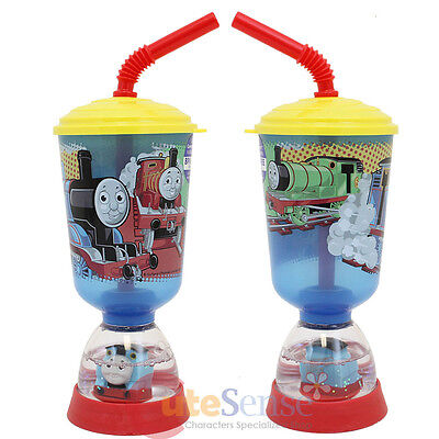 Thomas The Tank Engine Tumbler Drinking Bottle Fun Floats Sipper