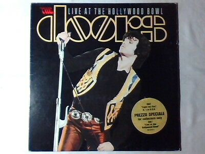 THE DOORS Live at the Hollywood bowl lp ITALY