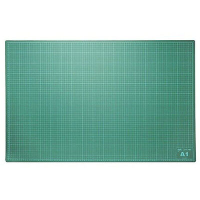 Helix A1 Pro Double Sided Grid Cutting Mat Craft Board Self Healing Non Slip