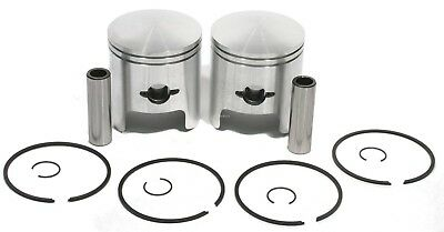 Arctic Cat Jag/Panther/ Z 440 Fan Two Piston Kits