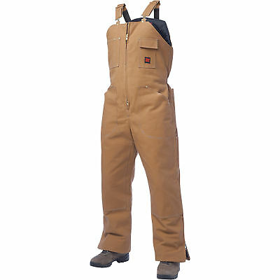 Tough Duck Insulated Overall-S Brown #753716BRNS