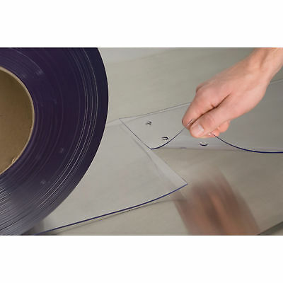 Aleco Replacement Tear Away PVC Strips -12ftL x 12in W x .12in H, # 177013