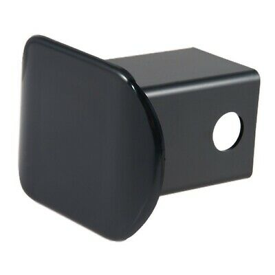 Curt 22180 Receiver Tube Cover for 2 in Reciever Tube, Black