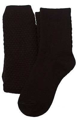 Black Piper Popcorn Style Scottish Socks 4 Rogues Shoes Kilts &  Pipers
