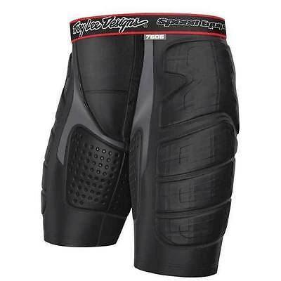 Troy Lee Designs Tld Protection Shorts 7605 Motocross Atv Off Road Mx 526003