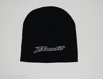 Suzuki Bandit Beanie Knitted Hat GSF600 GSF650 GSF1200 GSF1250 One Size Fits All
