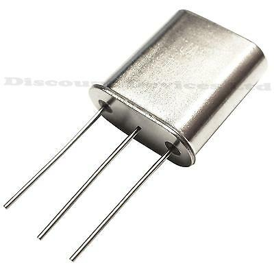 2x 10.700MHz 10.7MHz Quartz Crystal HC49 U 3pin