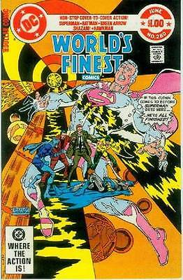 World's Finest # 280 (52 pages) (USA,1982)