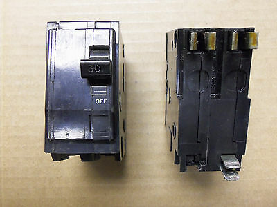 SQUARE D QO QO230 2 POLE 30 AMP CIRCUIT BREAKER black SNAP IN