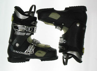 Used Black Salomon Focus GT Recreational Ski Boots Men's