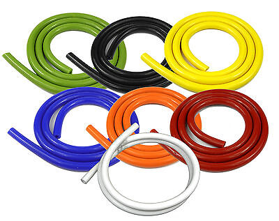 2 Metre Silicone Vacuum Vac Hose Pipe Tube 3mm 4mm 5mm 6mm 7mm 8mm 9mm available