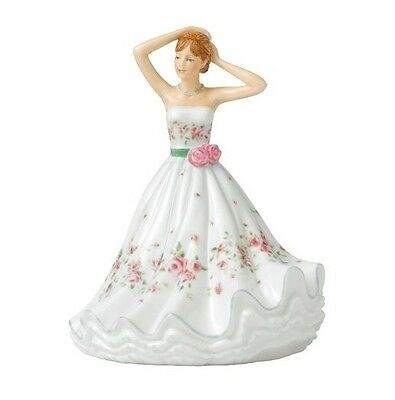 Royal Doulton Petites Figurine : (Height 17cm): Dawn HN 5663- New for 2013