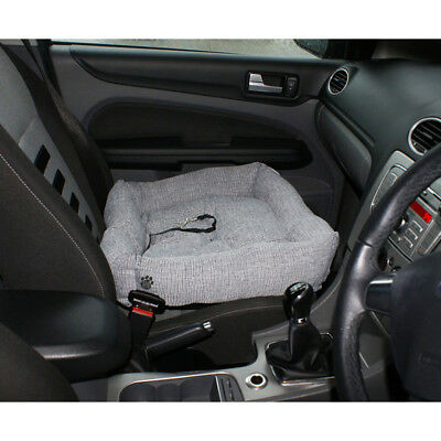 Me & My Pet Dog/puppy Car Seat/bed Comfort Travel Cushion Protector
