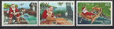 STAMPS from AUSTRALIA  CHRISTMAS ISLAND  1997 CHRISTMAS  (MNH) lot 796d