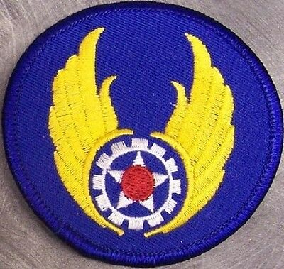 Embroidered Military Patch USAF Army Air Corps Material Command NEW