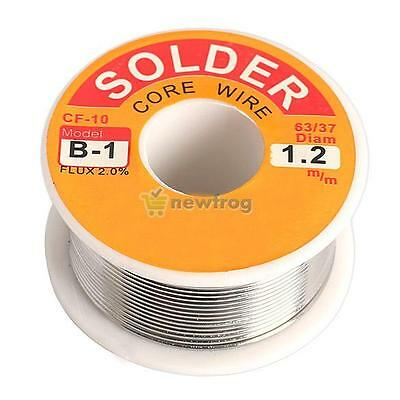 SN9F 1.2mm New Tin Lead Tin Wire Melt Rosin Core Solder Soldering Wire Roll