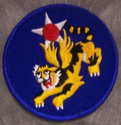 Embroidered Military Patch USAF 14th Air Force insignia NEW