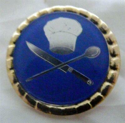 CHEF COOKERY BADGE Cooking Baking Catering Gift NEW