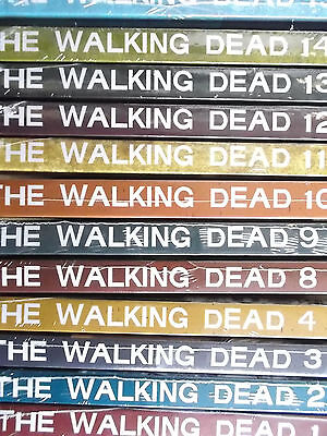 Auswahl = THE WALKING DEAD Comic ab Nr. 1 - 31 ( Cross Cult Hardcover ) NEUWARE