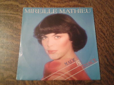 45 tours mireille mathieu made in france