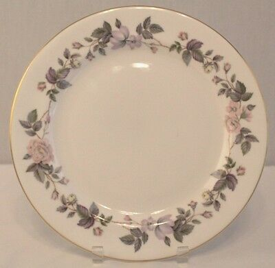 "Royal Worcester June Garland 12 1/2"" Chop Plate Fine Bone China England"