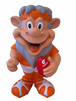 Greater Western Sydney Giants AFL Troll Football Garden Gnome * 2013 Model