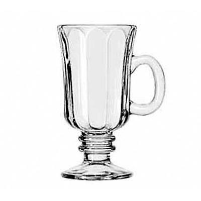 Libbey Glassware - 5294 - 8 1/4 oz Optic Irish Coffee Mug
