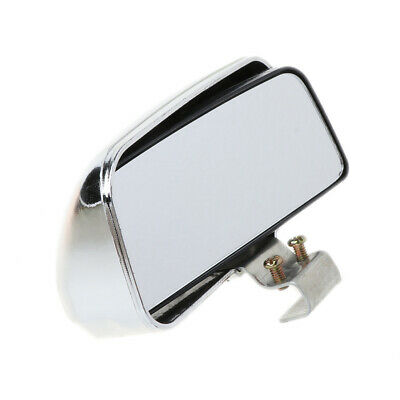 Side Blindspot Blind Spot Mirror Wide Angle View Safety S Universal Car Vehicle