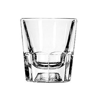 Libbey Glassware - 5131 - 4 oz Partial Paneled Old Fashioned Glass