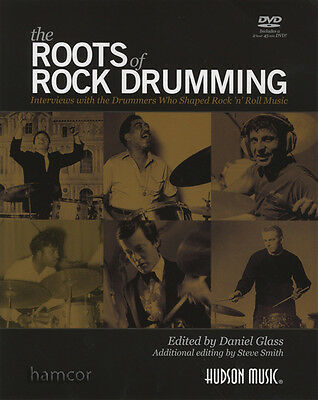 The Roots of Rock Drumming Drum Book/DVD