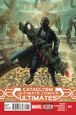 Ultimate Comics: Cataclysm The Ultimates (2013) #1 Vf - Vf+ Marvel