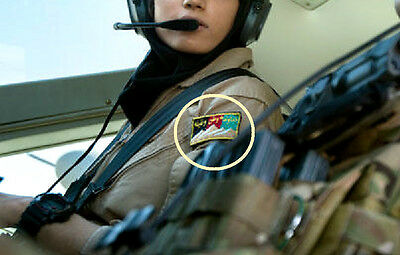 KANDAHAR-WHACKER© ISAF ANA Afghan National Army Special Forces APU VELCRO SSI