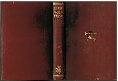 Antique German BOOK 1904 - The fabrication of silver and mercury mirror - CREMER