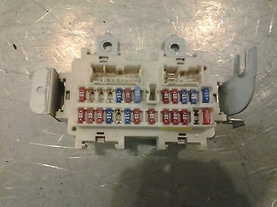 2006 infiniti g35 coupe lh interior fuse box