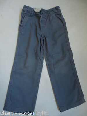 MARKS & SPENCER Boys Blue Denim Jeans Trousers Age 4-5 years