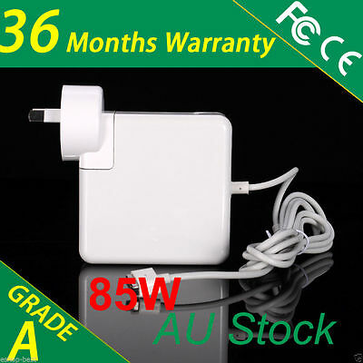 "85W Power Charger Adapter For Apple MacBook Pro 13""15""17"" A1172 A1222 611-0377"