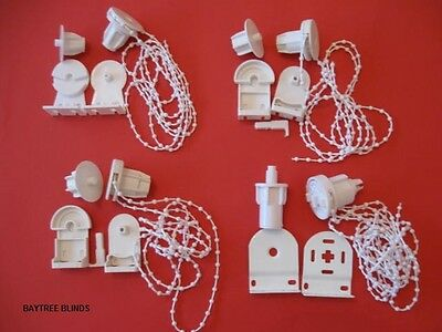 25 mm 28 mm 32 mm ROLLER BLIND PULL CHAIN REPAIR FITTING KIT SPARE PARTS