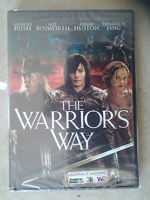 19127/the Warrior's Way Dvd Neuf Sous Blister