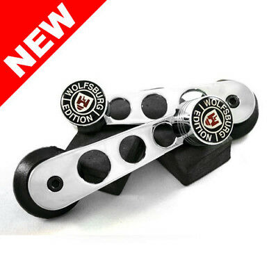 Vw Golf Jetta Mk1 Mk2 Wolfsburg Edition Window Cranks - Pair