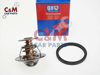 THERMOSTAT /& GASKET KIT for FORD SIERRA 1.3 1.6 1.8 /& 2.0litre 1982-1993 QH
