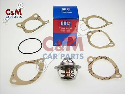 THERMOSTAT + GASKET KIT for ROVER 25 45 & 75 1999 to 2005  - QH (Quinton Hazell)