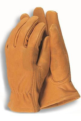 Town & Country Tgl105S Premium Leather Garden Gardening Gloves - Ladies