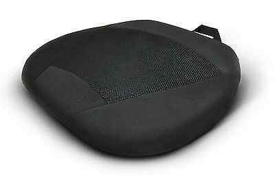 Kenley Silicone Gel Cushion for Mobility Wheelchair Seat + Soft Foam Side Pads