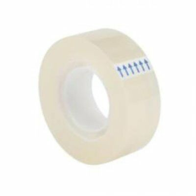 2 x Sellotape 19mm x 33m Sticky Clear Tape Easy Tear!