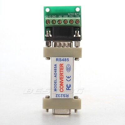 Adaptateur Convertisseur Interface 9 PIN RS-232 vers RS-485