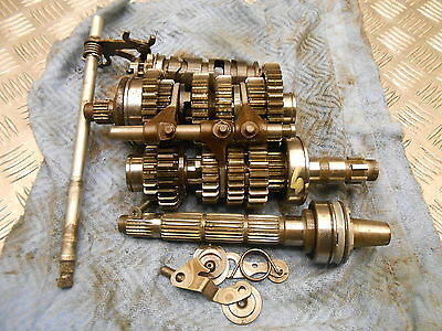 Yamaha Xj600 Diversion Gear Box Guts Internals Gearbox Transmission Xj 600 95