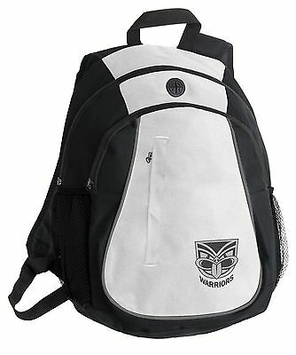 New Zealand Warriors NRL Two Tone Team Logo Backpack