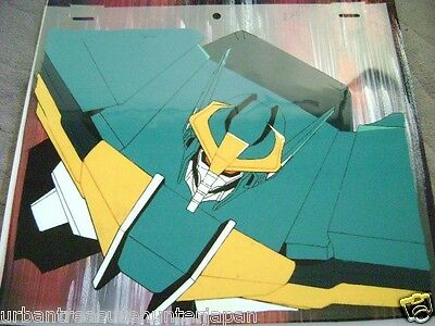 Brave Fighter Of Legend Da Garn Dagarn Densetsu No Yuusha Anime Production Cel 8