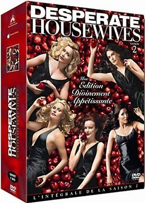 20710 // Desperate Housewives Saison 2 Coffret 7 Dvd Neuf Sous Blister
